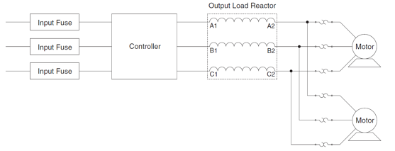 Output Load Reactor